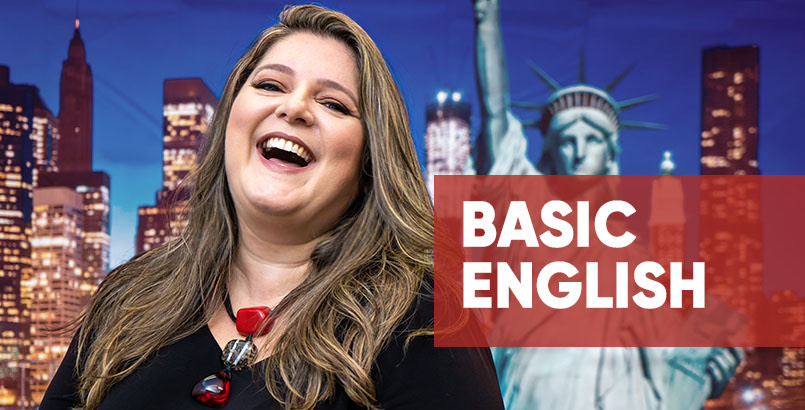 Curso Basic English - American Ways NY